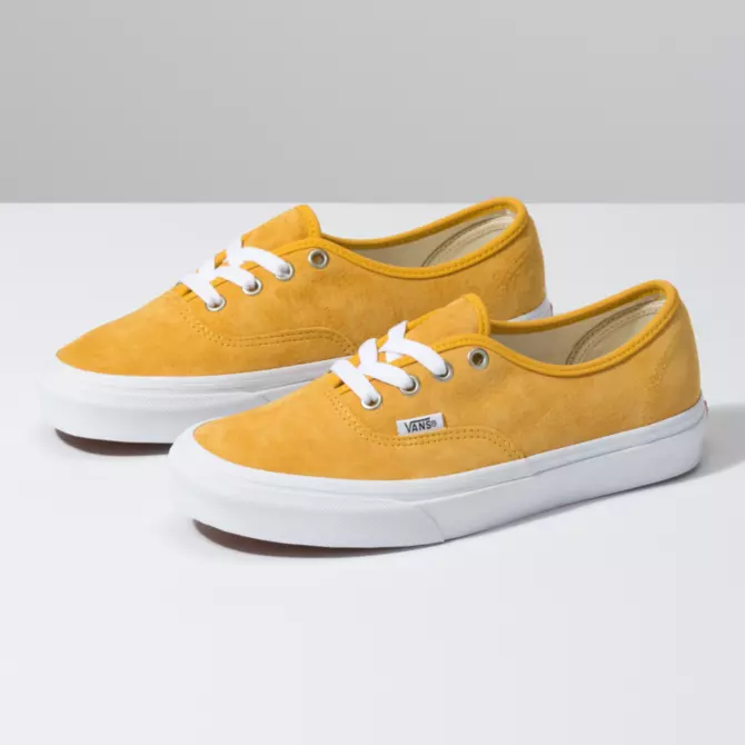 Vans Authentic Pig Suede - Mango
