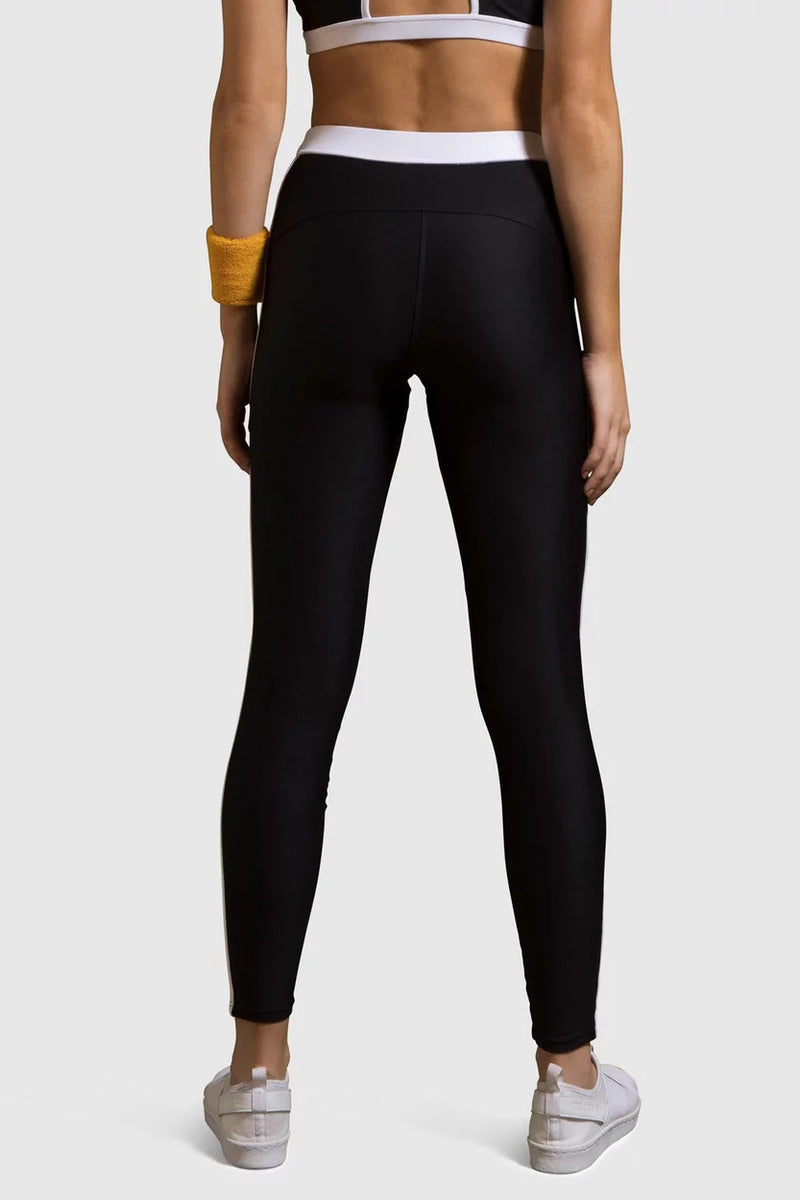Dunk Full Length Legging - Black
