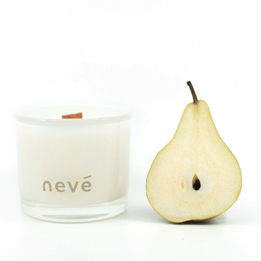 Nevé Candle - French Pear & Brown Sugar