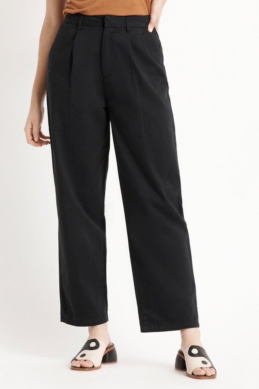 Brixton Womens Victory Trouser Pant - Black