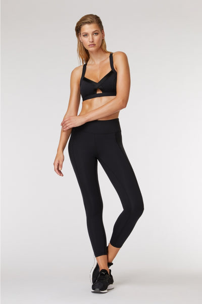 L'urv Surrender Legging - Black | Shop L'URV at GOALS NZ