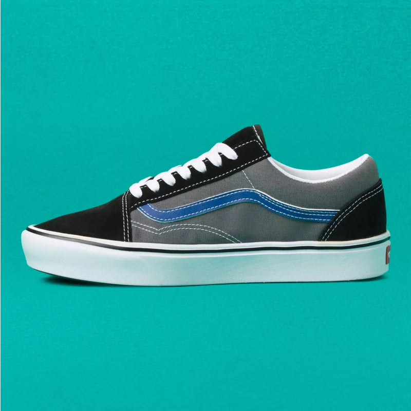 Vans Comfycush Old Skool - Black/Pewter