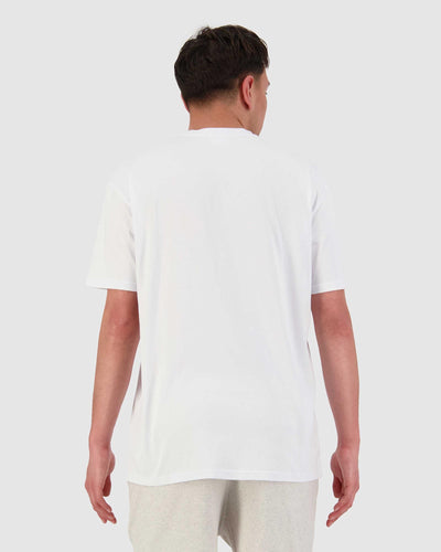 Huffer Mens Sup Tee/Subtle Tee - White