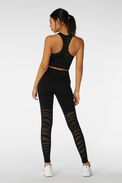L'urv Cosmos Seamless Legging - Black