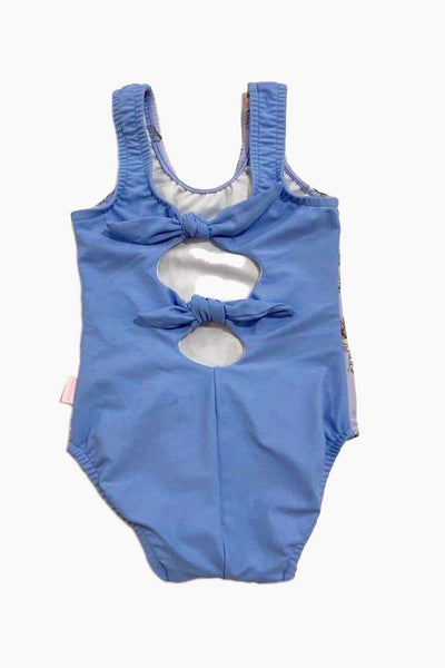 Seafolly Kids Tie Back Tank | Shop at GOALS NZ