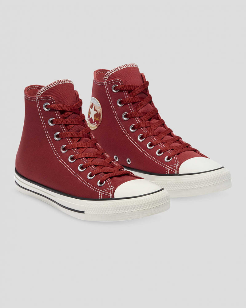 Chuck Taylor All Star National Parks Patch High Top - Claret Red