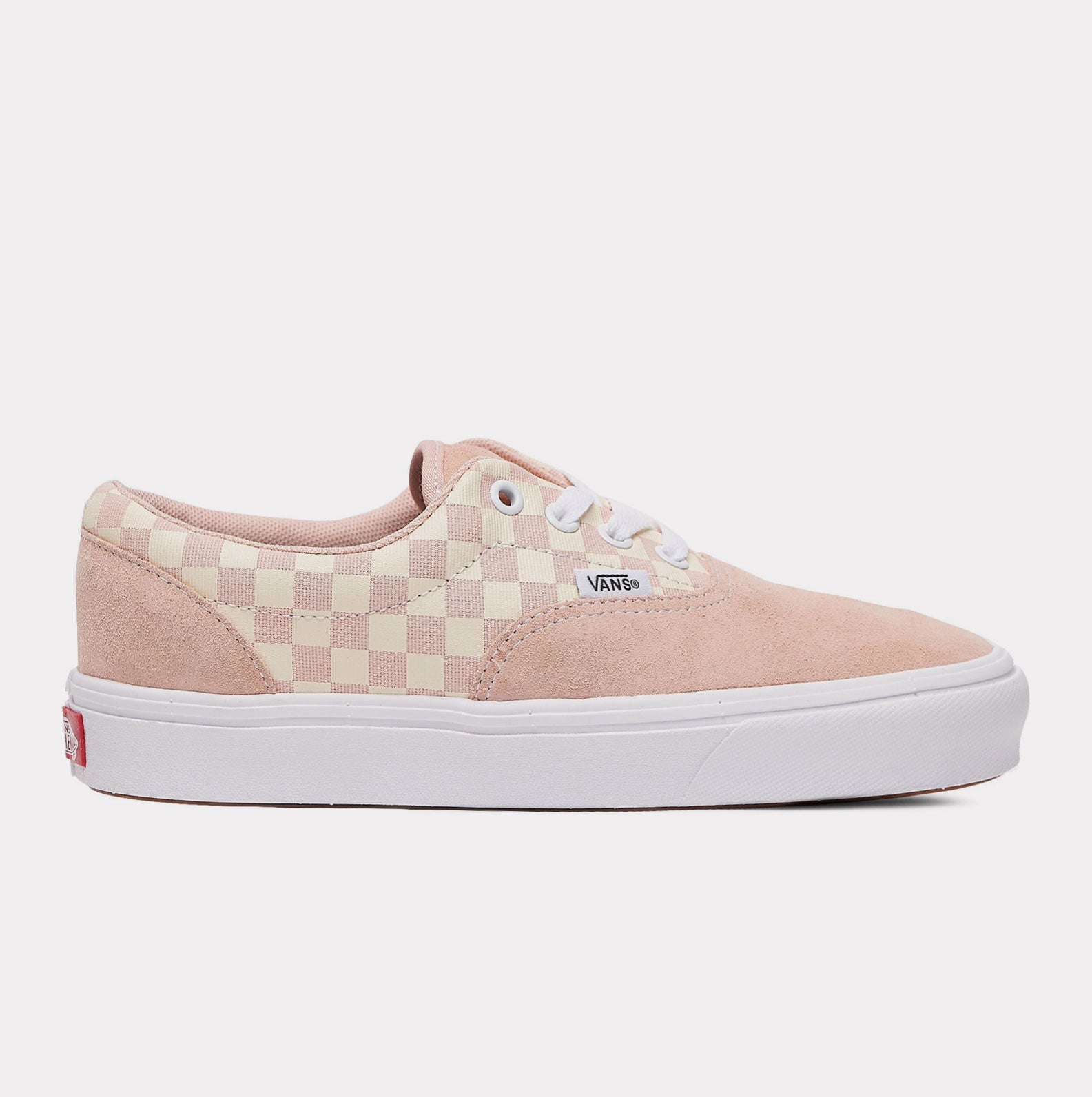 Vans Era Comfycush Checkerboard - Spanish/Vanilla