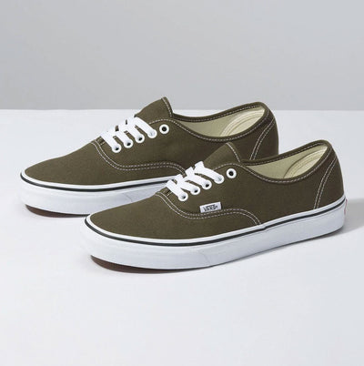 Vans Authentic - Beech/True White