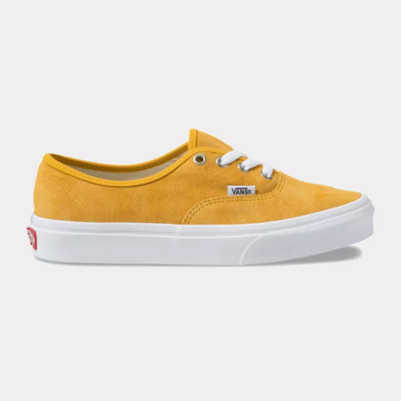 Vans Authentic Pig Suede - Mango | Shop Vans at GOALS in Arrowtown, NZ