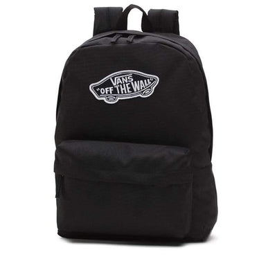 Vans Realm Backpack - Black | Shop at GOALS Store Arrowtown NZ