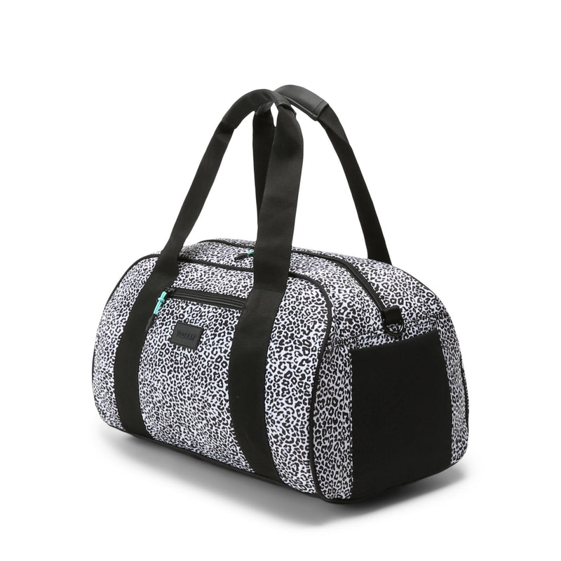 Burner Gym Duffel - Leopard | Shop Vooray Bags online at GOALS