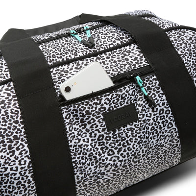 Burner Gym Duffel - Leopard