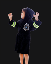 Arctic Paw Kids Boys Girls Beach Cover Up Theme Party Costume, Police Patch