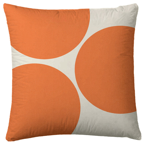Multicolored Dot Pillows