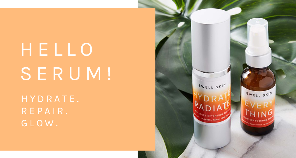 WHAT IS A SERUM?