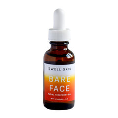 SWELL SKIN New BARE FACE Botanical Facial treatment Oil