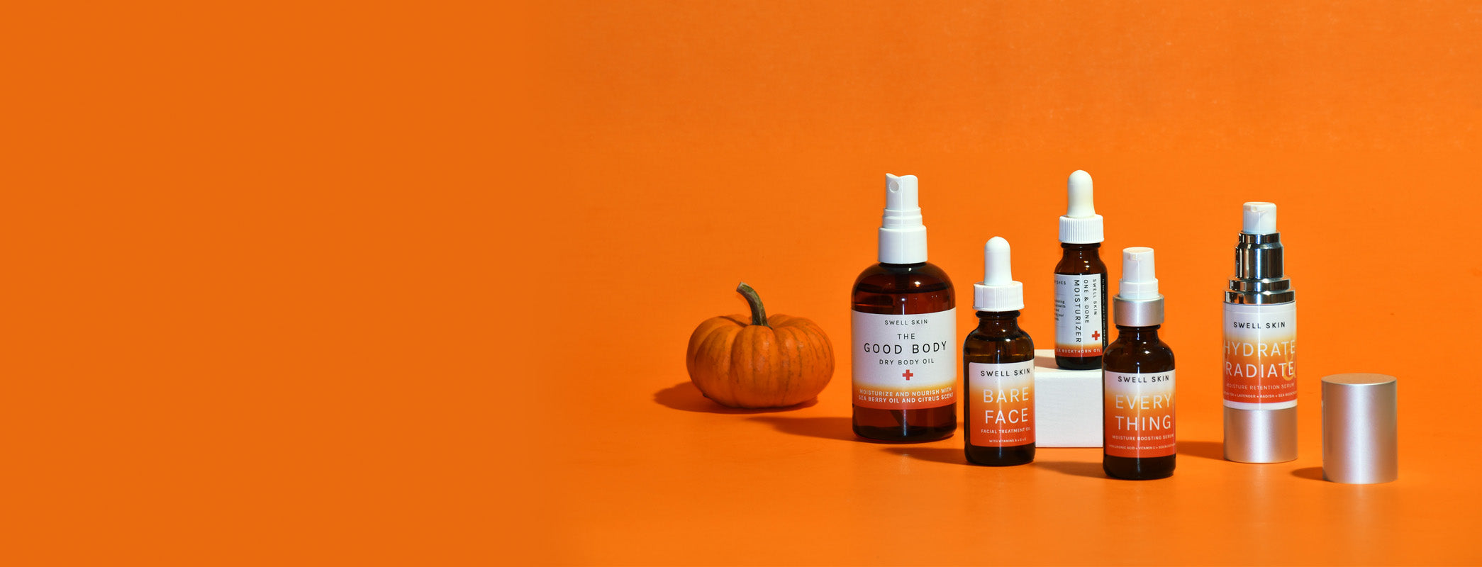SWELL SKIN - 20% OFF Serums & Oils Weekend Sale 10/12 thru 10/13/2019