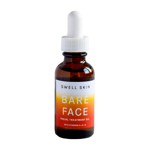 BARE FACE Facial Treatment Oil - 1 oz 30 ml