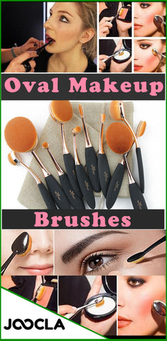 PROFESSIONAL BRUSHES 10PCS/SET --Handmade brushes made of premium superfine fiber materials with absolutely no cut corners, provide an incredible touch and feel, silky soft and very comfortable fit for sensitive skin.//makeup brushes set//Multifunction makeup brushes set//makeup younique//makeup contour//
