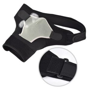 adjustable shoulder support