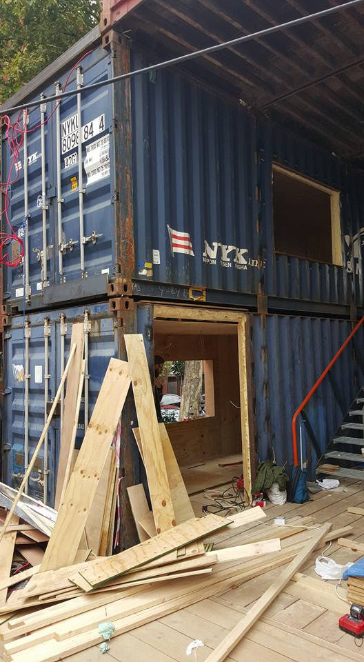 Welcome to the Container