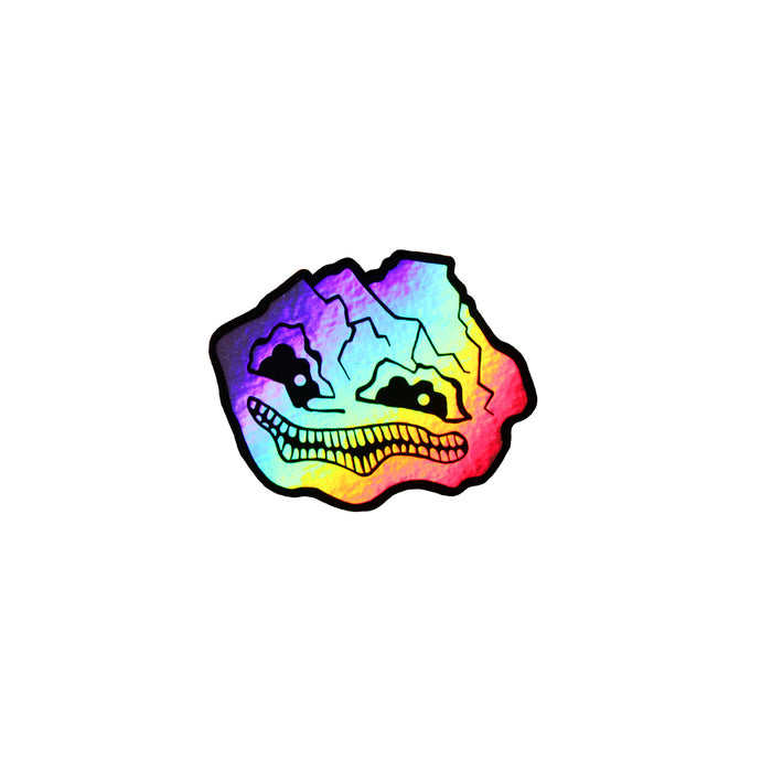 Holographic Stickers (Pack of 5)