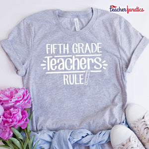 Teachers by Grade