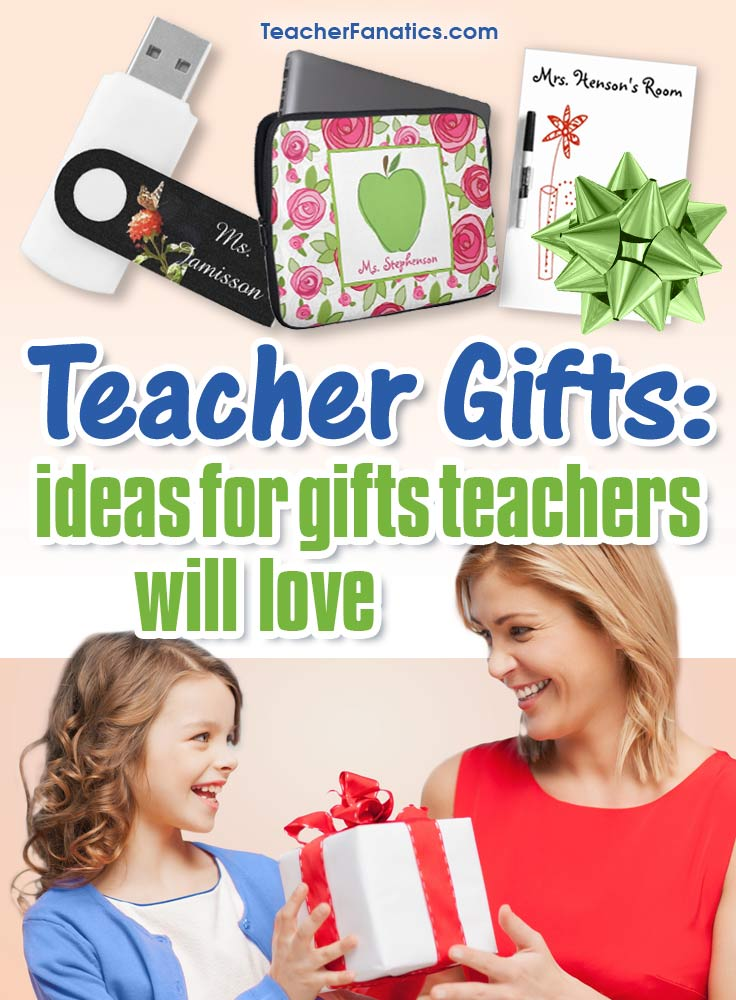 Gift idea teacher