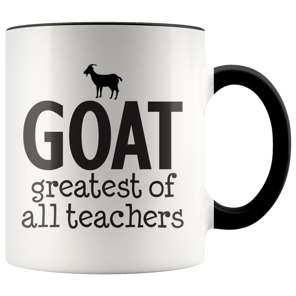 Greatest Of All Teachers Coffee Mug