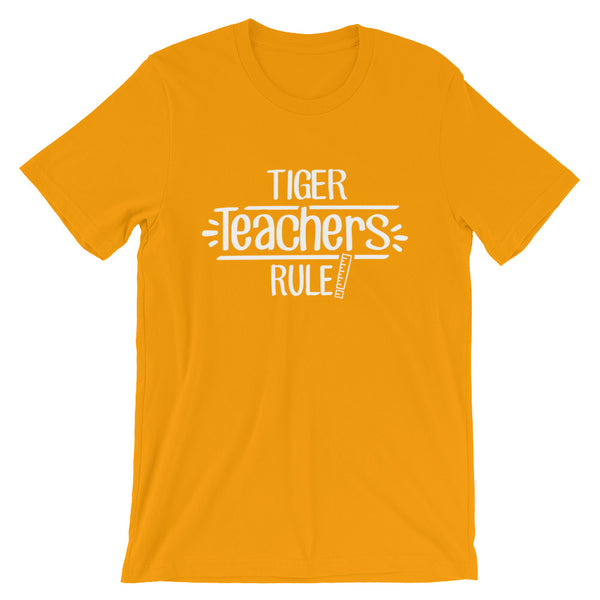 Tiger Teachers Rule! Shirt