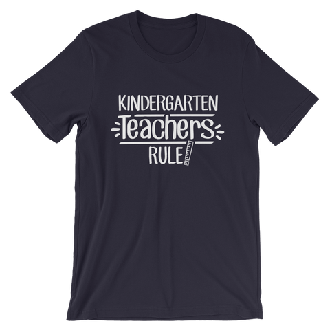 Kindergarten Teachers Rule! Shirt