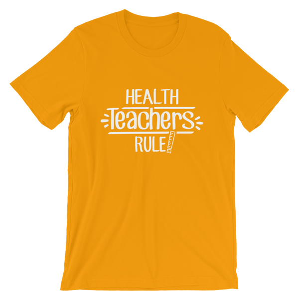 Health Teachers Rule! Shirt