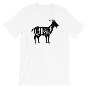 GOAT - Greatest of All Time School Counselor Shirt