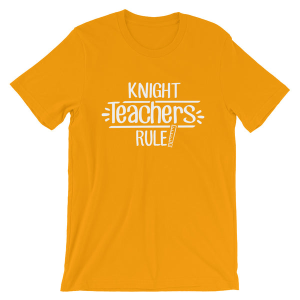 Knight Teachers Rule! Shirt