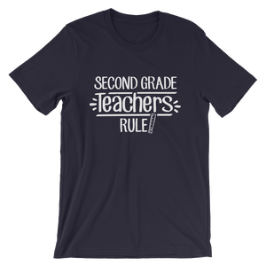 Second Grade Teachers Rule! Shirt