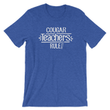 Cougar Teachers Rule! Shirt