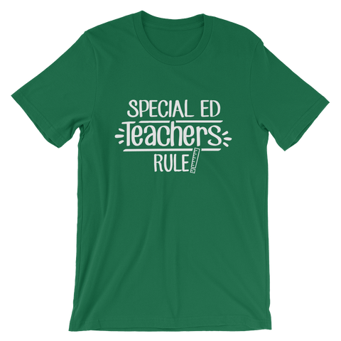 Special ED Teachers Rule! Shirt