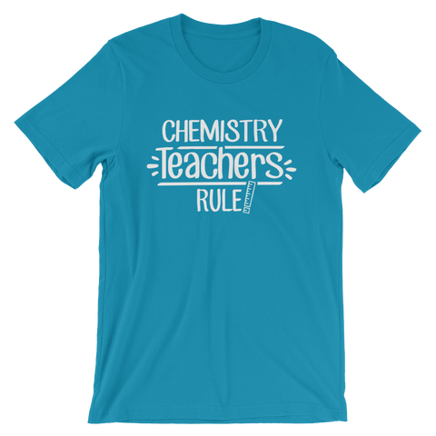 Chemistry Teachers Rule! Shirt