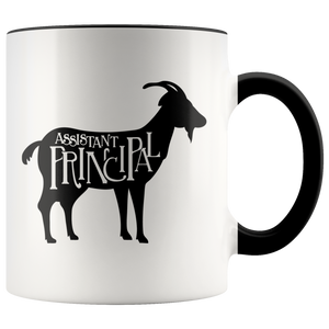 GOAT Assistant Principal Coffee Mug (Greatest Of All Time)
