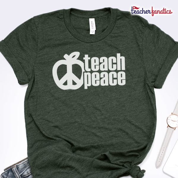 Teach Peace T-Shirt