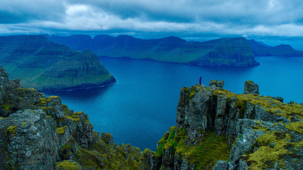 Landscape in the Faroe Islands