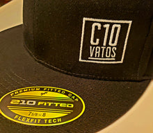 Flexfit 210 fitted - C10 Vatos square logo