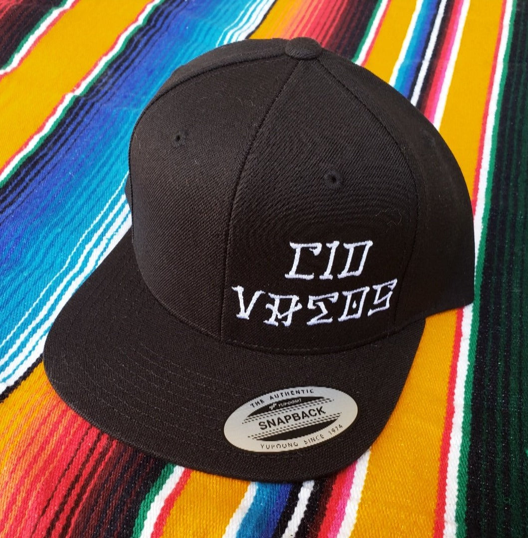 Snap Back - small font