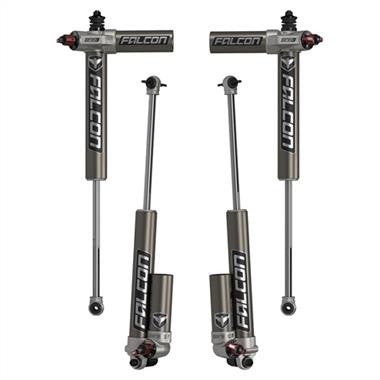 Falcon Series 3.3 Fast Adjust Piggyback Front & Rear Shock Absorber Kit
