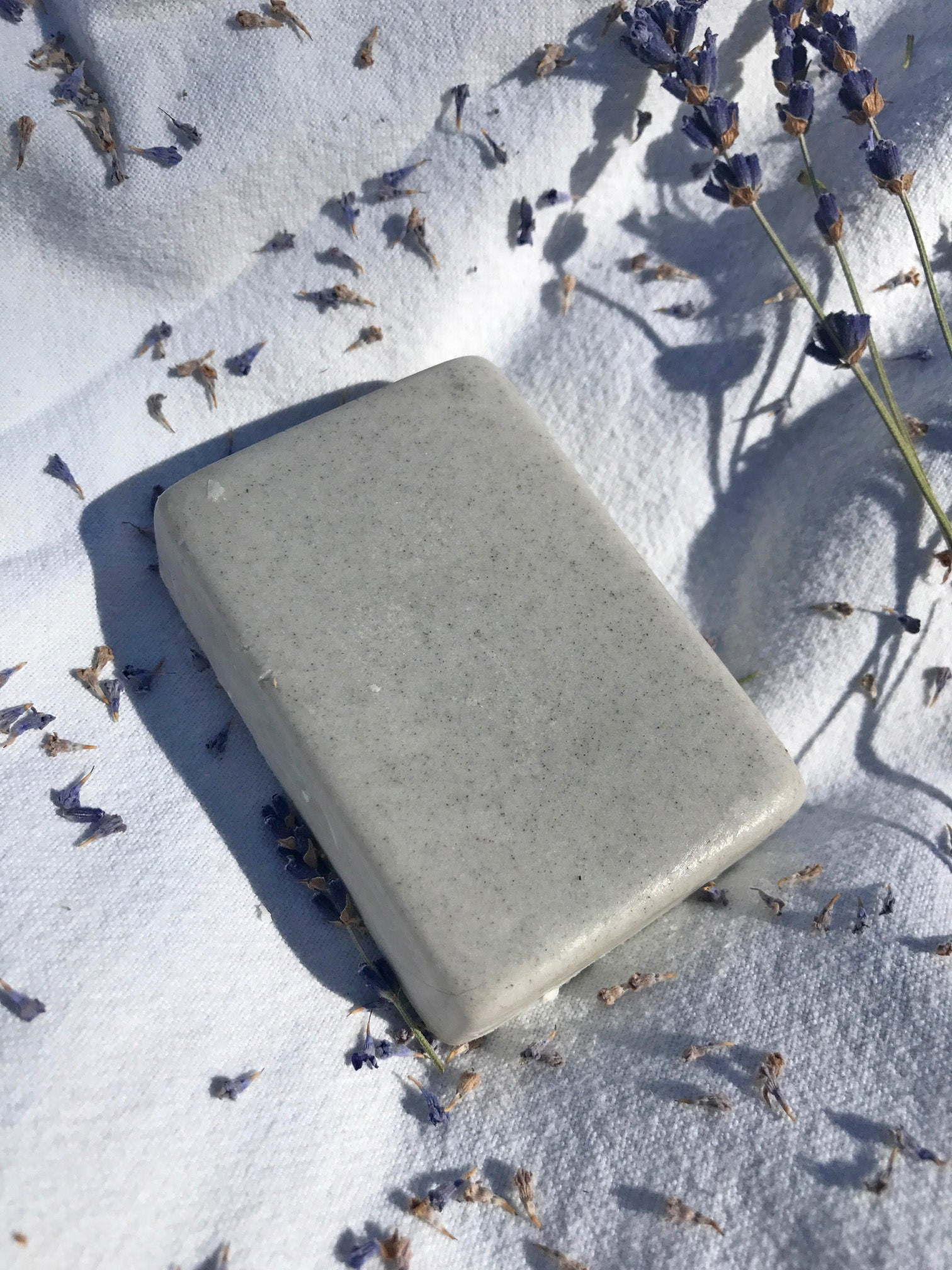 Lord and Lady Lavender Pumice Soap