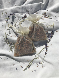 Lord and Lady Lavender Bath Tea