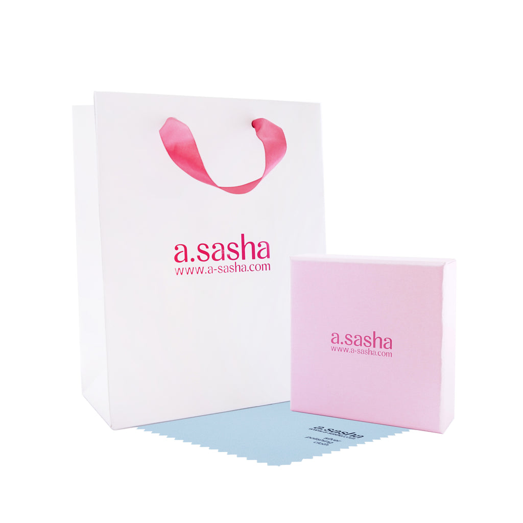 (100000) Free a.sasha branded gift packaging