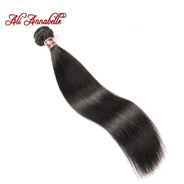 ALI ANNABELLE HAIR Brazilian Straight Human Hair