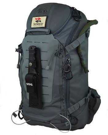 Sored Gear Get-Home-Bag SOG SE V2 - Sored Gear