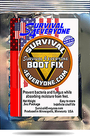ORGANIC CLINOPTILOLITE BOOT FIX